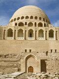 Turkmenistan, Mary, Ancient Merv, Sultan Sanjar Mausoleum Photographic Print by Jane Sweeney