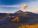 Gunung Bromo Crater from Mt. Penanjakan, Bromo Tengger Semeru NP, Java, Indonesia Photographic Print by Michele Falzone