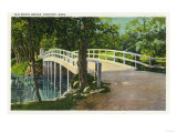 Concord, Massachusetts - View of Old North Bridge Prints