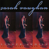 Sarah Vaughan, Linger Awhile Print
