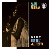 Sarah Vaughan, Live at the 1971 Monterey Jazz Fest Posters
