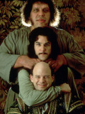 Vizzini, Inigo Montoya, and Fezzik Print