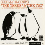 "Shelly Manne, ""The Three"" and ""The Two"" Posters"