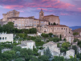 Gordes Hilltop Village, Provence, France Photographic Print by Doug Pearson
