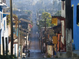 San Cristobal de Las Casas, Chiapas Province, Mexico Photographic Print by Peter Adams