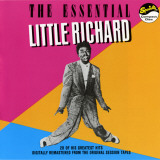 The Essential Little Richard Plakater