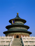 Temple of Heaven, Ming Dynasty, Beijing, China Photographic Print by Steve Vidler