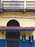 Panama, Panama City, House in Casco Viejo Photographic Print by Jane Sweeney
