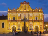 San Cristobel Cathedral, San Cristobal de Las Casas, Chiapas Province, Mexico Photographic Print by Peter Adams