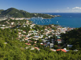 Caribbean, US Virgin Islands, St. Thomas, Charlotte Amalie Photographic Print by Gavin Hellier