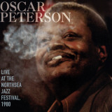 Oscar Peterson, Live at the Northsea Jazz Festival, 1980 Poster