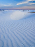 USA, New Mexico, White Sands National Monument Photographic Print by Alan Copson