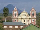 El Calvario Church, Leon, Nicaragua Photographic Print by John Coletti
