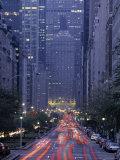 Park Avenue, New York City, NY, USA Photographic Print by Walter Bibikow