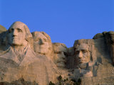 Mount Rushmore National Monument, South Dakota, USA Photographic Print by Steve Vidler