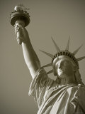 Statue of Liberty, New York City, USA Photographic Print by Jon Arnold