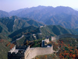 Great Wall at Badaling, Beijing, China Photographic Print by Steve Vidler