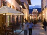 San Cristobal de Las Casas, Chiapas Province, Mexico Fotodruck von Peter Adams