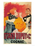 France - Otard-Dupuy & CO. Cognac Promotional Poster Prints