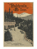 Estes Park, Colorado - Baldpate Inn Promotional Poster No. 1 Prints