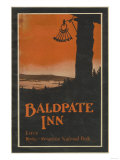 Estes Park, Colorado - Baldpate Inn Promotional Poster No. 2 Prints by  Lantern Press
