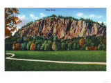 New Haven, Connecticut - View of West Rock Posters