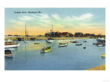 Ogunquit, Maine - View of Perkins Cove Posters by  Lantern Press