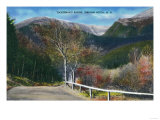 Pinkham Notch, New Hampshire - View of Tuckermans Ravine Posters