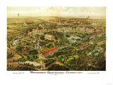 Nashville, Tennessee - Nashville Exposition Posters by  Lantern Press