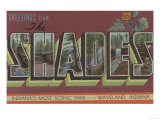 Waveland, Indiana - The Shades Posters