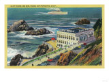 Cliff House and Seal Rocks - San Francisco, CA Posters by  Lantern Press