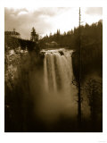 Snoqualmie Falls, Washington - View of Waterfall Posters by  Lantern Press
