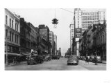 Tacoma, Washington - Northern View from Pacific Avenue Posters by  Lantern Press