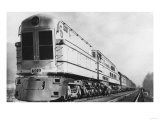 "Chesapeake & Ohio Railroad ""500"" Locomotive Engine Posters"