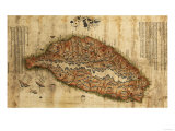 Taiwan - Panoramic Map Posters