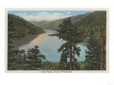 Wenatchee, WA - View of Lake Chelan Posters