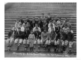 Brooklyn Dodgers at Spring Training, Baseball Photo - Hot Springs, AR Posters