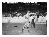 Christy Mathewson, New York Giants, Baseball Photo No.3 - New York, NY Print by  Lantern Press