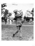 Champion Golfer Harry Vardon Photograph Posters