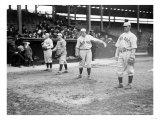 Boston Red Sox Players, Baseball Photo No.2 - Boston, MA Posters