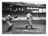 Buck Hezog, New York Giants, Baseball Photo - New York, NY Posters