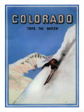 Colorado - Tops the Nation Posters by  Lantern Press