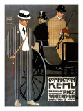 Switzerland - Confection Kehl Gentlemen Clothing Advertisement Poster Prints by  Lantern Press