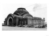 Exterior View of Union Station - Tacoma, WA Prints by  Lantern Press