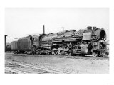 Locomotive Engine No.4005 Boston, MA Photograph - Boston, MA Prints by  Lantern Press