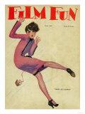 Film Fun Magazine Cover Prints by  Lantern Press