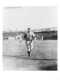 John Evers Chicago Cubs Field View Baseball Photograph - Chicago, IL Print by  Lantern Press