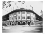 Forbes Field Stadium Pittsburgh Baseball Photograph - Pittsburgh, PA Art by  Lantern Press