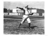 Cy Young Throwing Boston Baseball Photograph - Boston, MA Prints