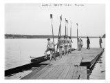 Cornell University Rowing Crew Team Photograph - Ithaca, NY Prints